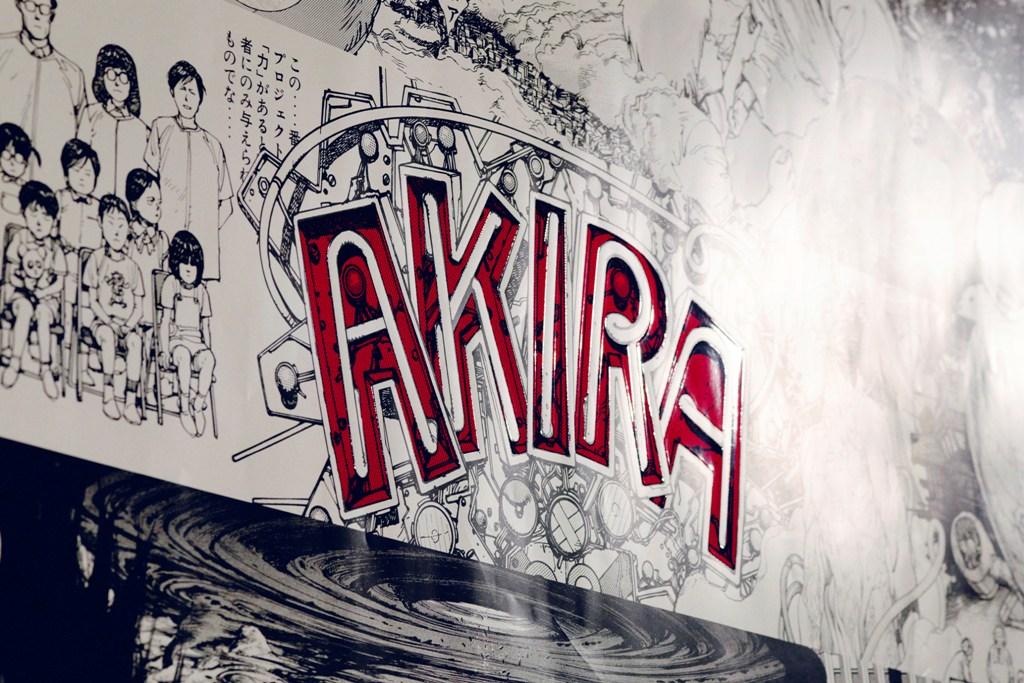 渋谷 パルコ akira