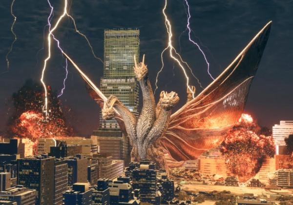 ユニバーサル・スタジオ・ジャパン™『ゴジラ対エヴァンゲリオン・ザ・リアル 4-D』