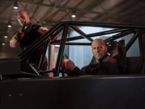 映画『Fast & Furious Presents: Hobbs & Shaw』(邦題『ワイルド・スピード/スーパーコンボ』)
