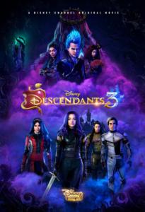 ディズニー・チャンネル/テレビ映画『Descendants 3』(邦題『ディセンダント 3』)
