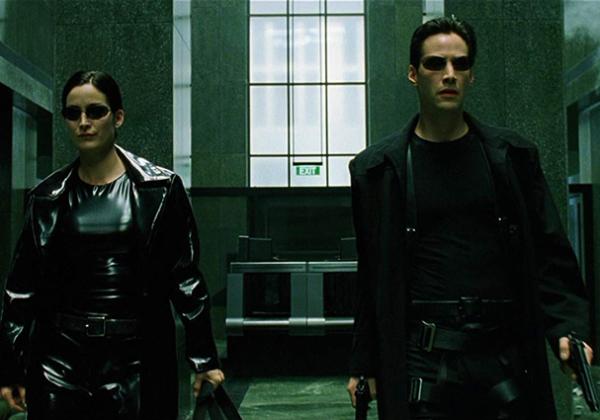 映画『The Matrix』(邦題『マトリックス』)
