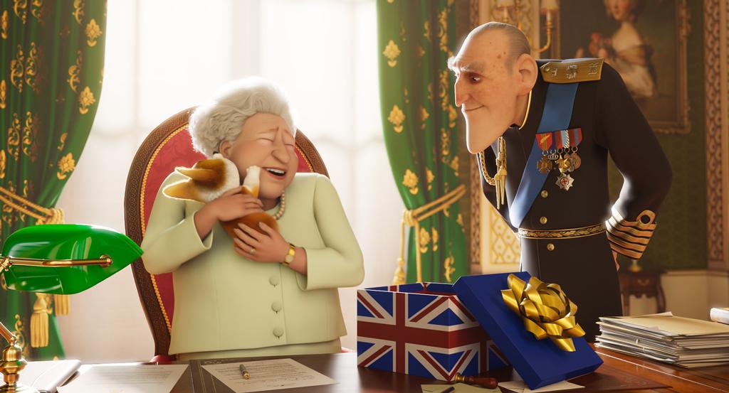 映画『The Queen's Corgi』(邦題『ロイヤルコーギー レックスの大冒険』)