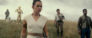 映画『Star Wars: The Rise Of Skywalker』(邦題『スター・ウォーズ/スカイウォーカーの夜明け』)