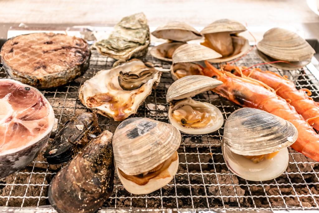 THE BBQ BEACH in TOYOSU