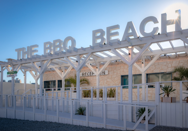 THE BBQ BEACH in TOYOSU