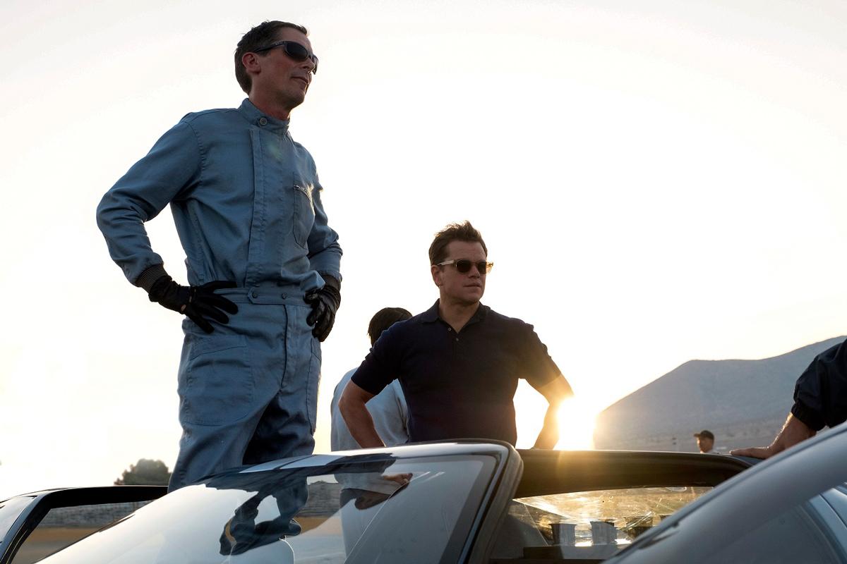 映画『Ford v Ferrari』(邦題『フォードvsフェラーリ』)
