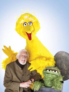 Caroll Spinney(キャロル・スピニー)・Big Bird(ビッグバード)・Oscar the Grouch(オスカー・ザ・グラウチ)