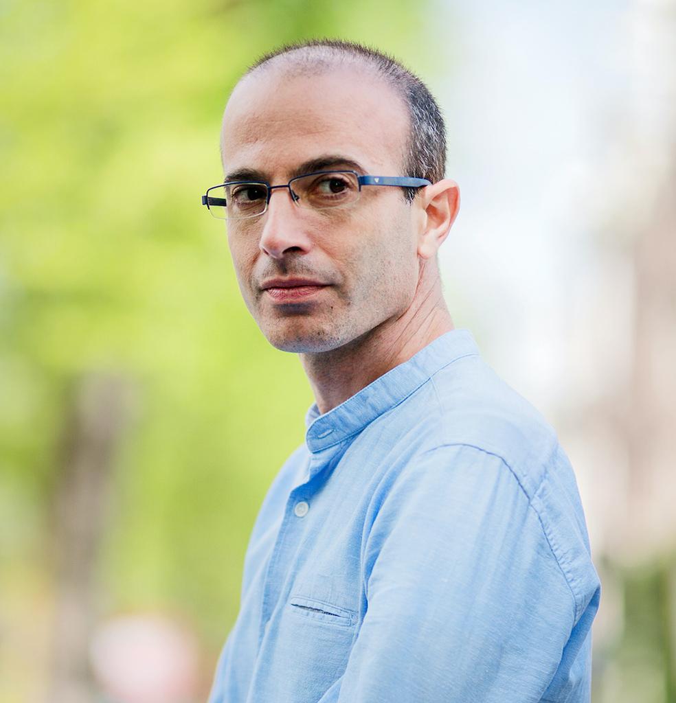 Yuval Noah Harari|ユヴァル・ノア・ハラリ