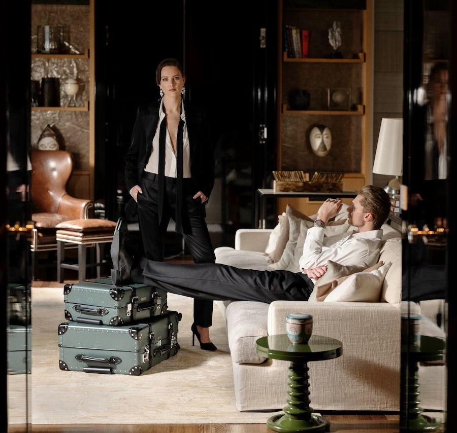 グローブ・トロッター 映画『007/ノー・タイム・トゥ・ダイ』特別限定コレクション
