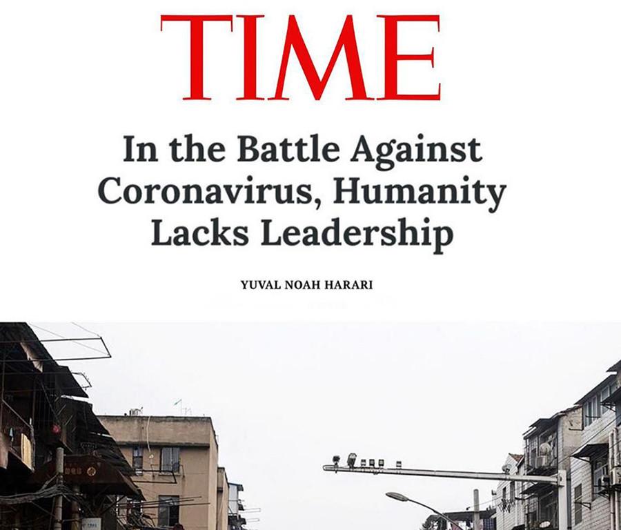 TIME『In the Battle Against Coronavirus, Humanity Lacks Leadership』