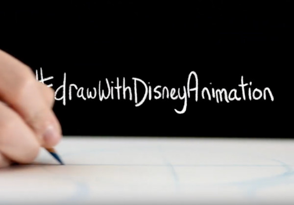 Draw with Disney Animation