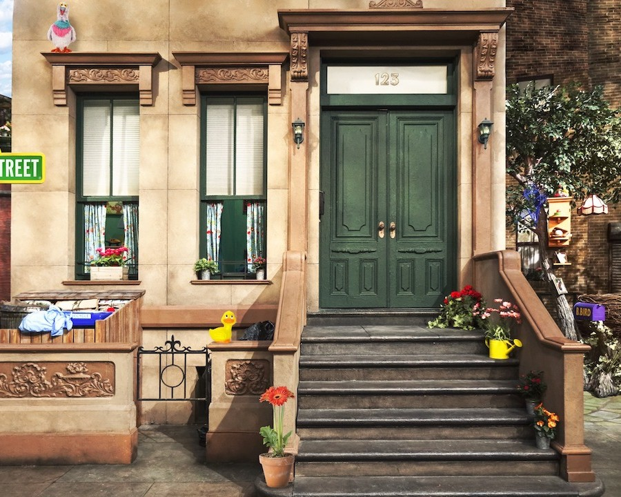 Sesame Street セサミストリート
