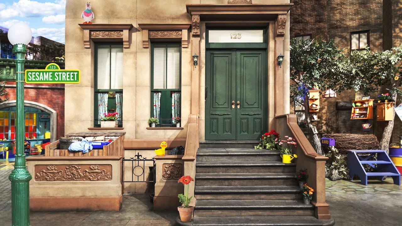 Sesame Street|セサミストリート