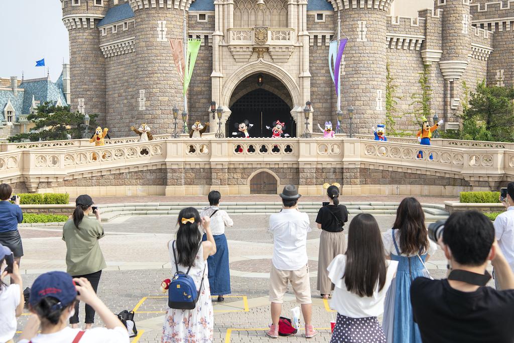 Tokyo Disney Resort®︎|東京ディズニーリゾート®︎