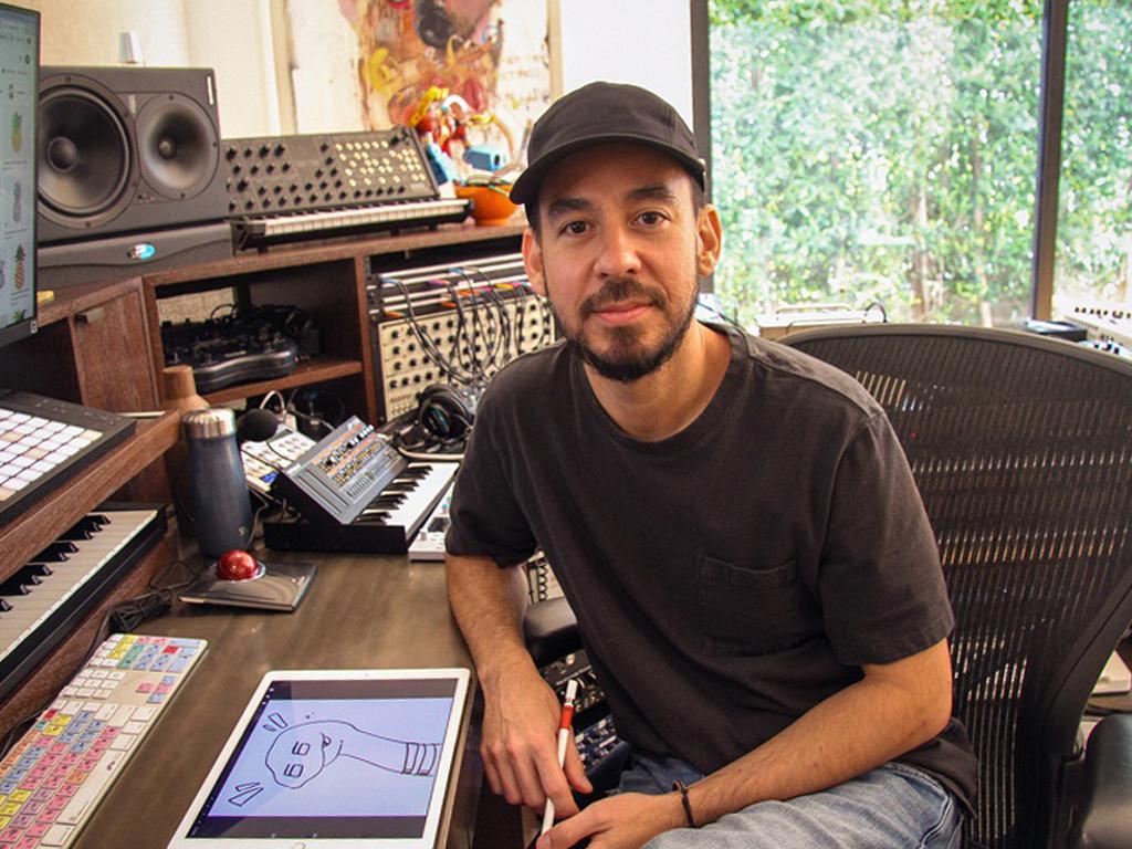 Mike Shinoda|マイク・シノダ