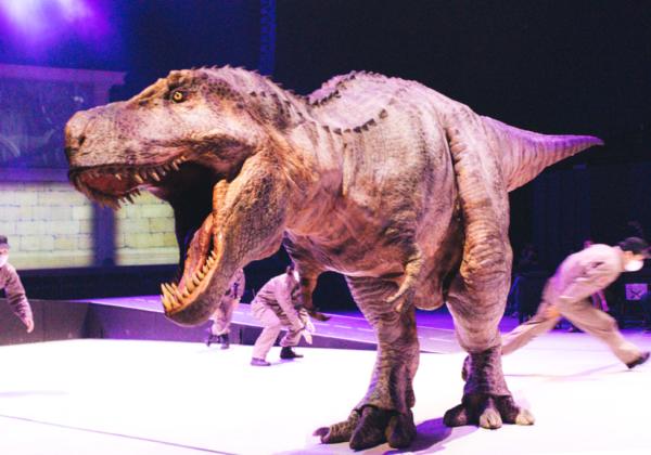 DINO-A-LIVE『不思議な恐竜博物館 in TACHIKAWA』