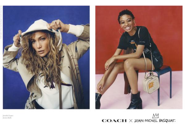 Coach x Jean-Michel Basquiat