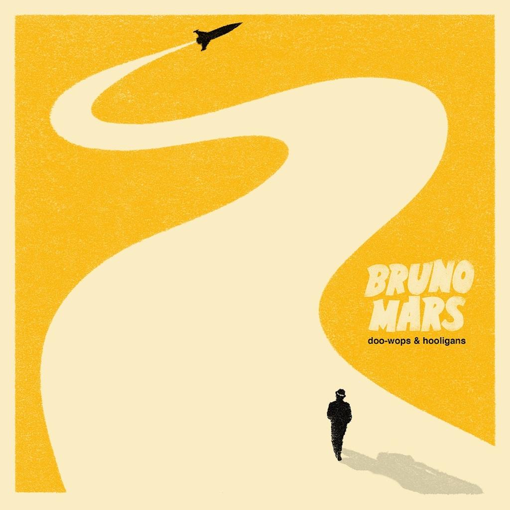 "Bruno Mars ""Doo-Wops & Hooligans"""