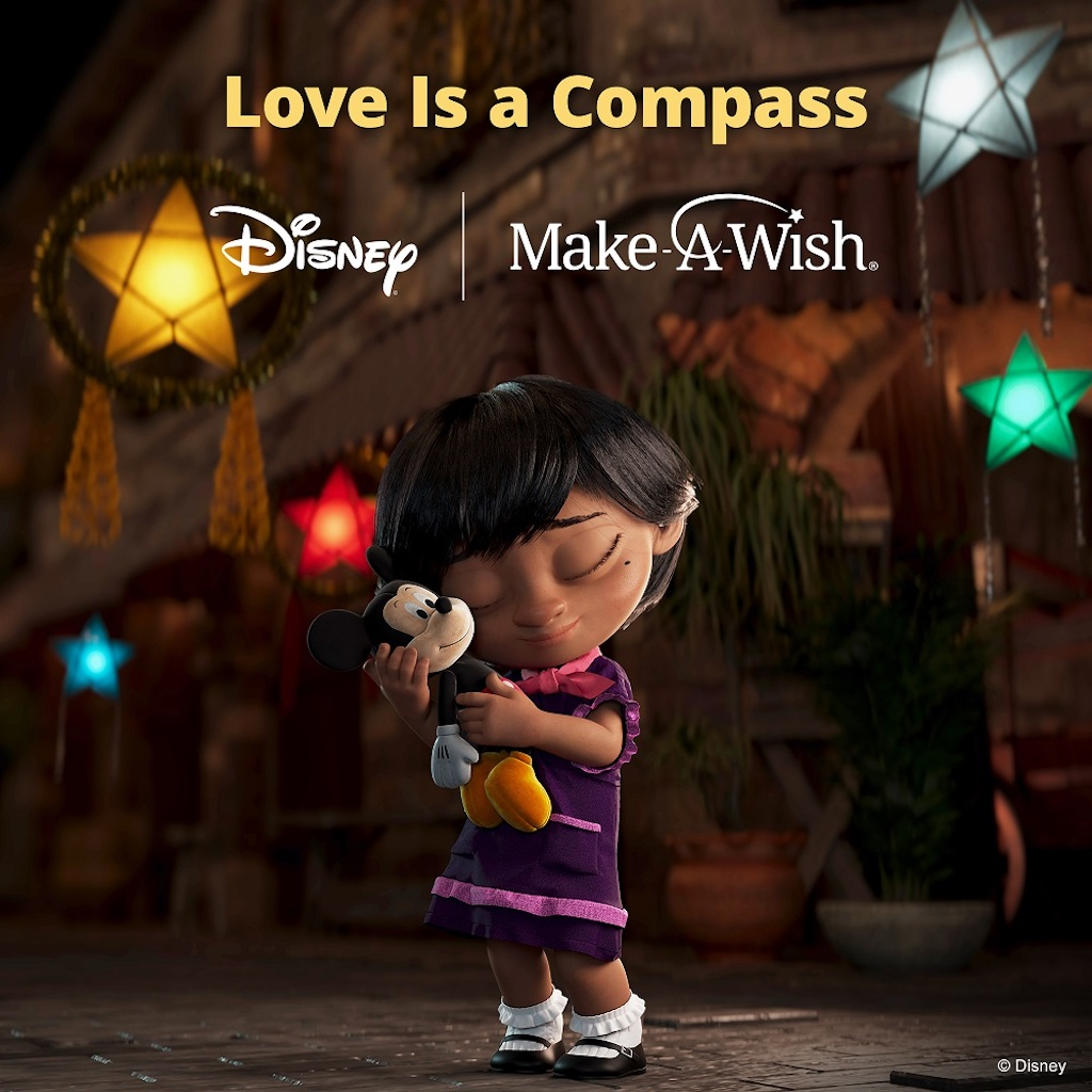 "Griff ""Love Is a Compass"""