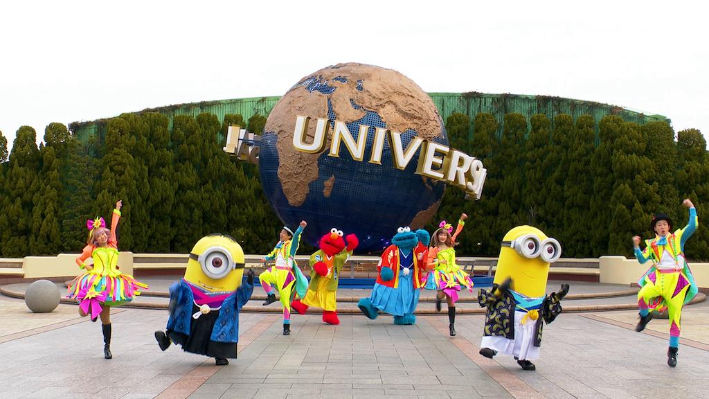 Universal Studios Japan|ユニバーサル・スタジオ・ジャパン