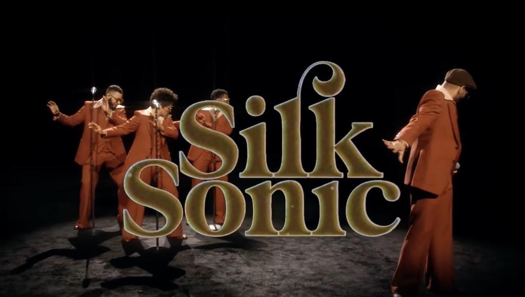 Bruno Mars・Anderson .Paak, Silk Sonic|ブルーノ・マーズ&アンダーソン・パーク シルク・ソニック
