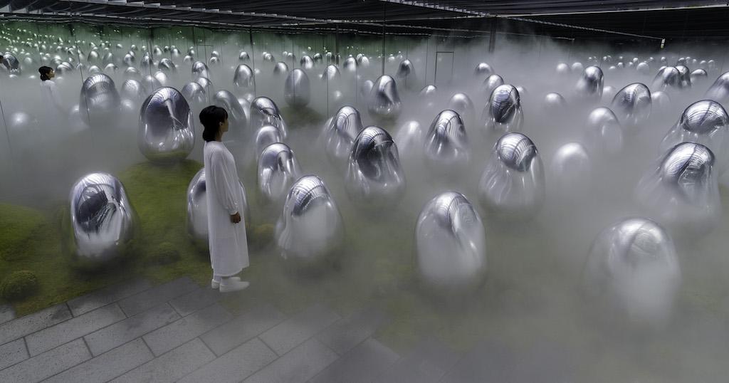 teamLab Planets TOKYO DMM チームラボプラネッツ TOKYO DMM