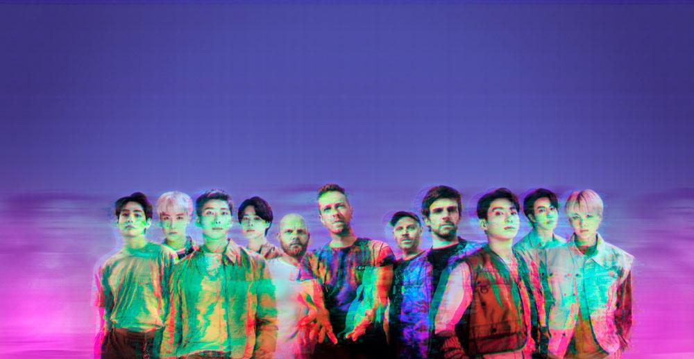 Coldplay x BTS|コールドプレイ x 防弾少年団