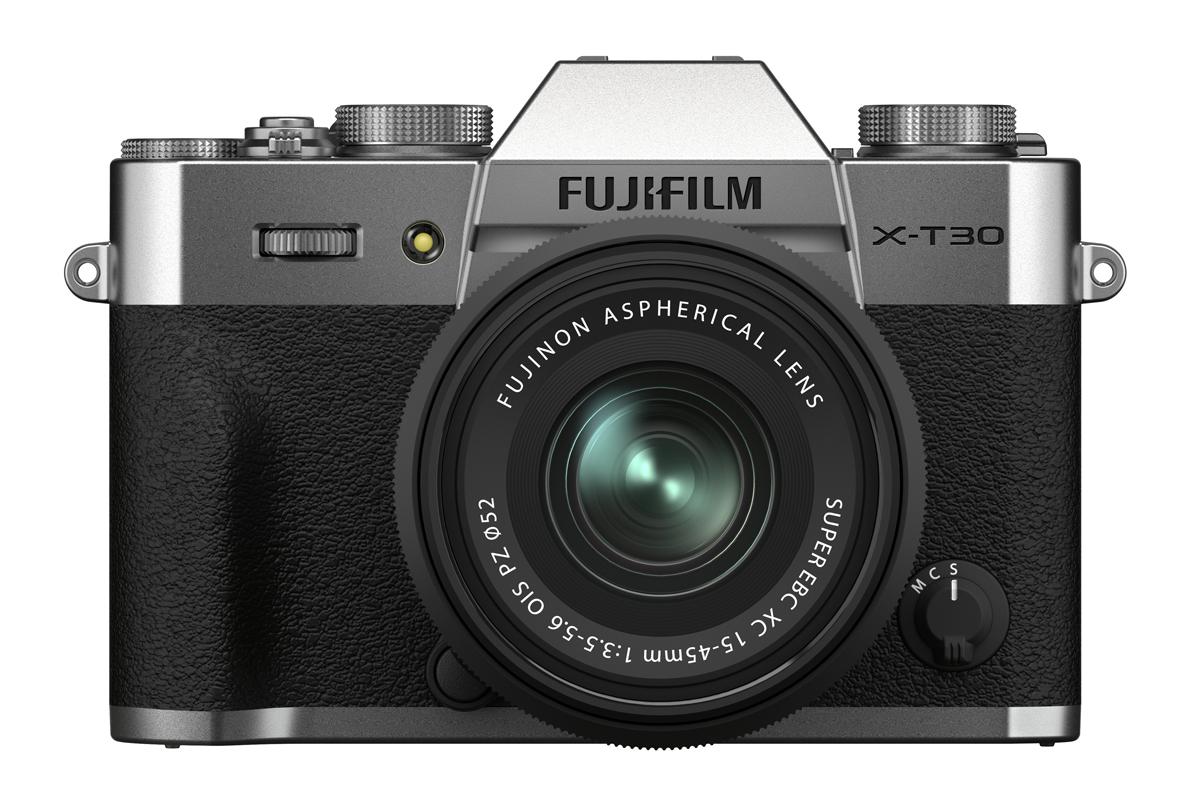 FUJIFILM X-T30 II + XC15-45mm F3.5-5.6 OIS PZ