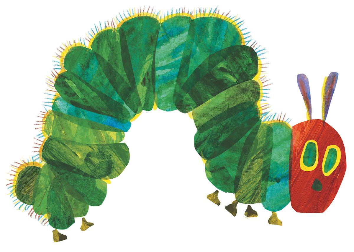 The Very Hungry Caterpillar|はらぺこあおむし